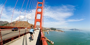 California Coast with Trek Travel cycling vacations