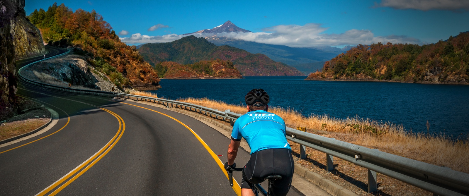 Request a Trek Travel catalog to start planning your vacation of a lifetime today!