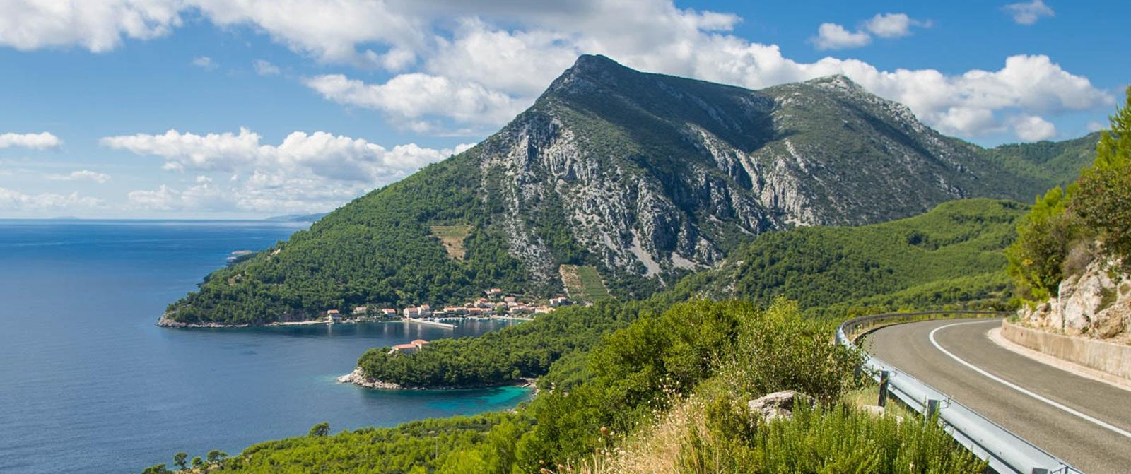 Croatia Bike Tours Amp Trips Dalmatian Coast Cycling Tour