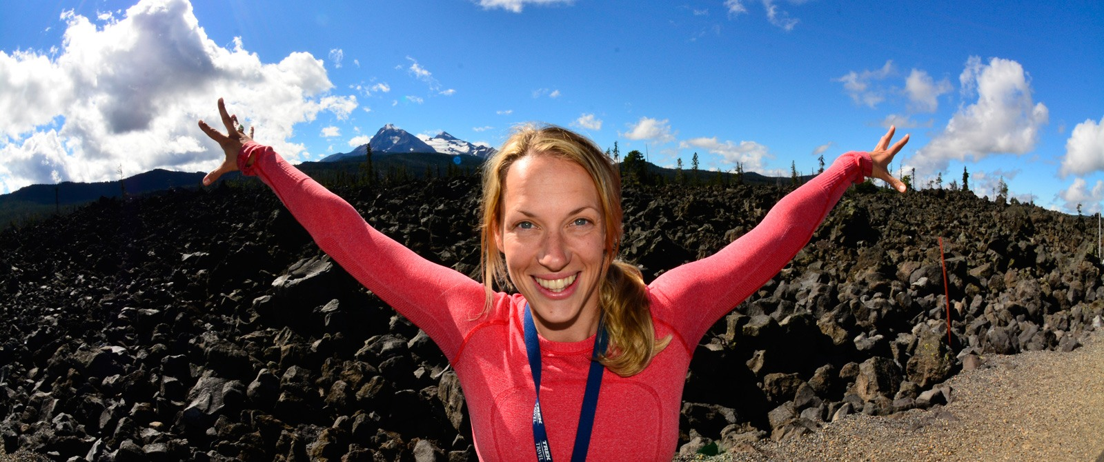 Trek Travel Cycling Guide Elizabeth White