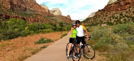 Trek Travel Zion, Utah Weekend Bike Tour