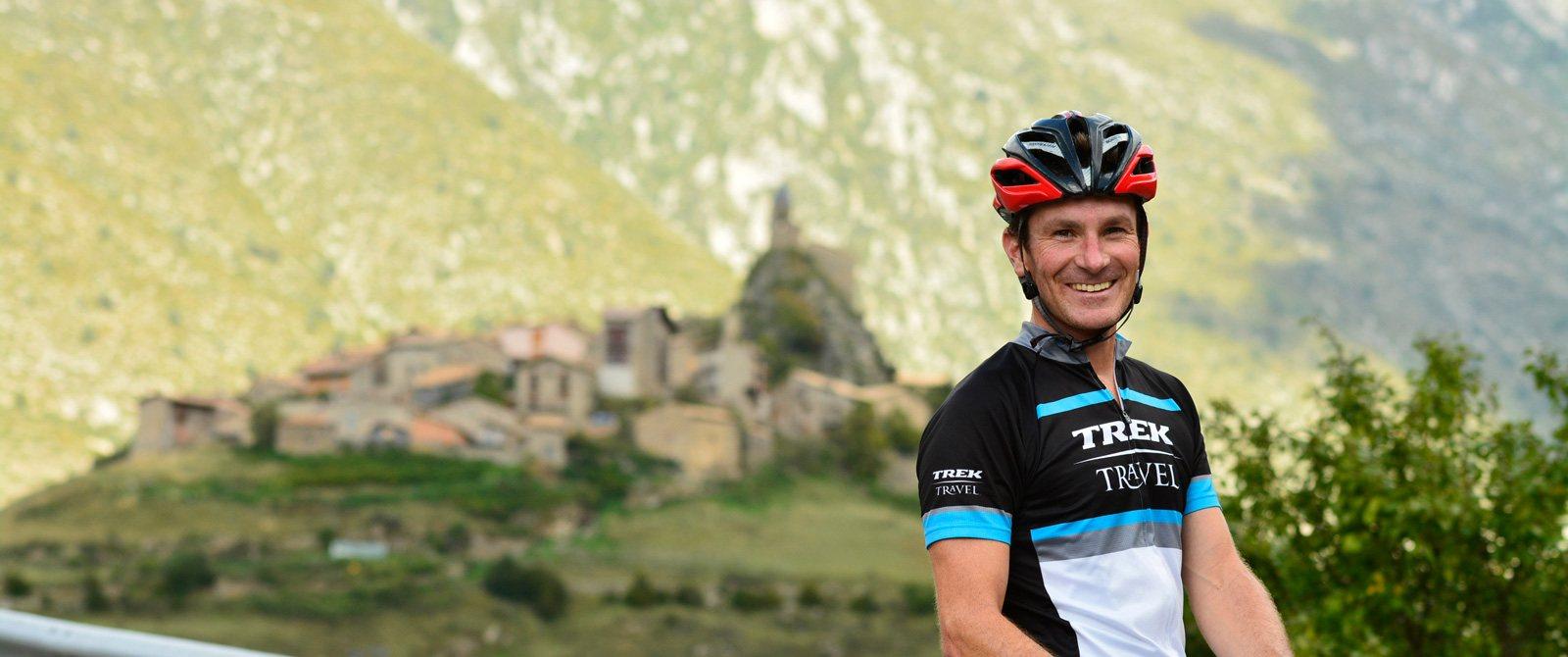 Trek Travel Cycling Guide Zack Jones