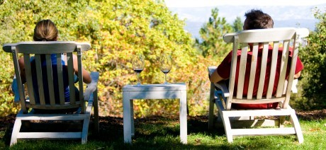 Visit Summit Lake Vineyards on Trek Travel's California Wine Country bike tour