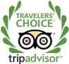 Trip Advisor Traveler's Choice hotel winner