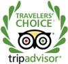 Trip Advisor Traveler's Choice hotel winner
