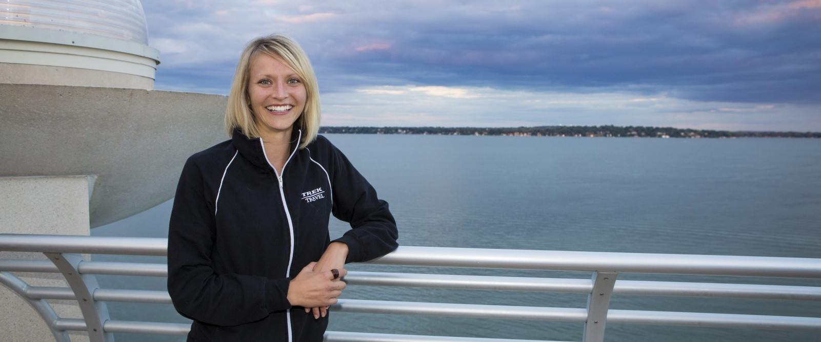 Meet Kari Kruckow, Trek Travel Trip Consultant