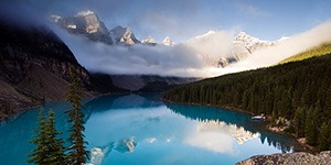 Canadian Rockies family biking trips with Trek Travel