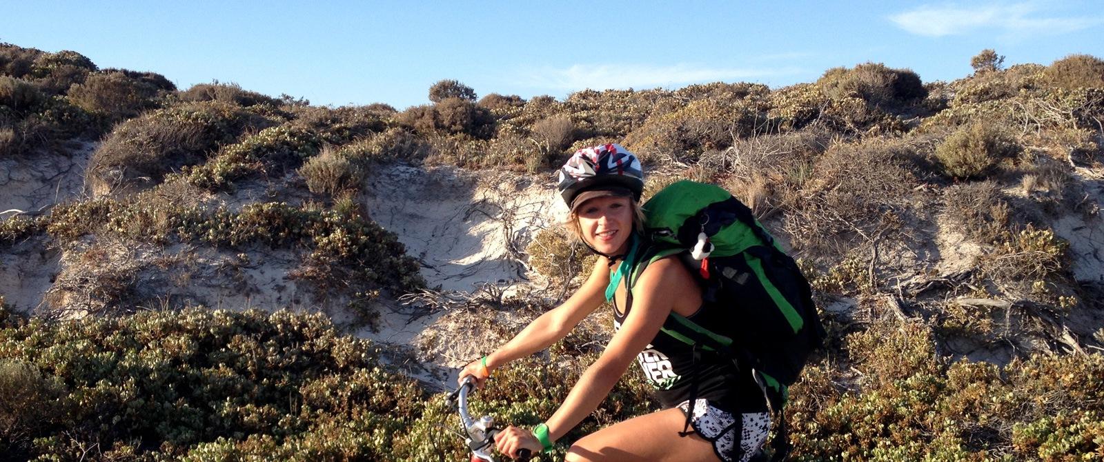 Trek Travel Cycling Guide Celine Welker