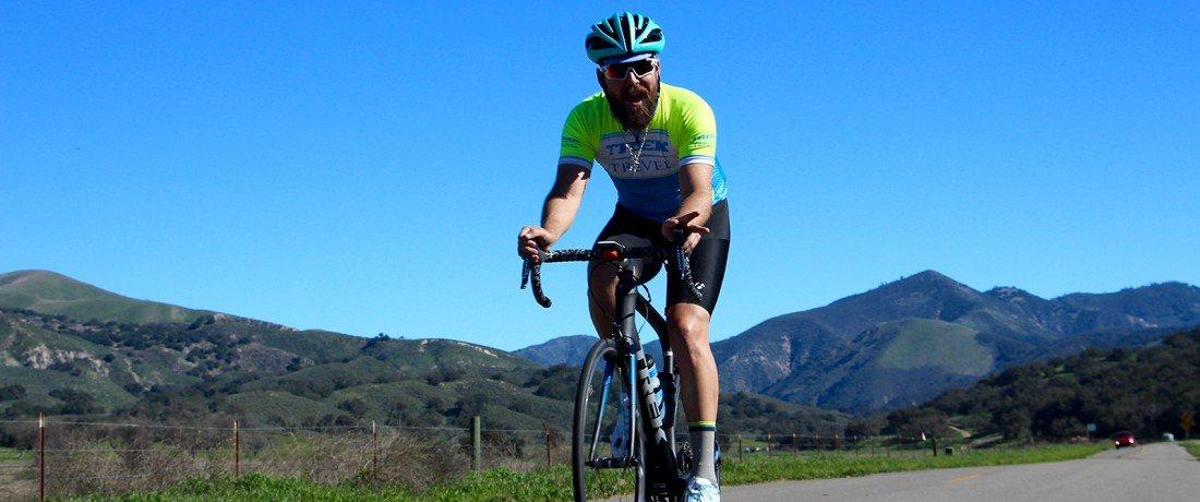Trek Travel Cycling Guide Matt Pourbaix