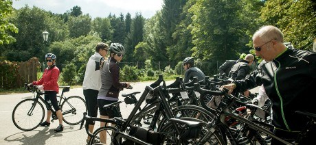 Trek Travel Cinque Terre Cycling Vacation