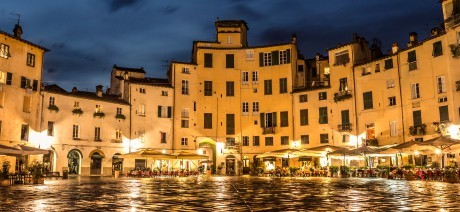 Explore Lucca, Italy on Trek Travel's Cinque Terra Bike Trip