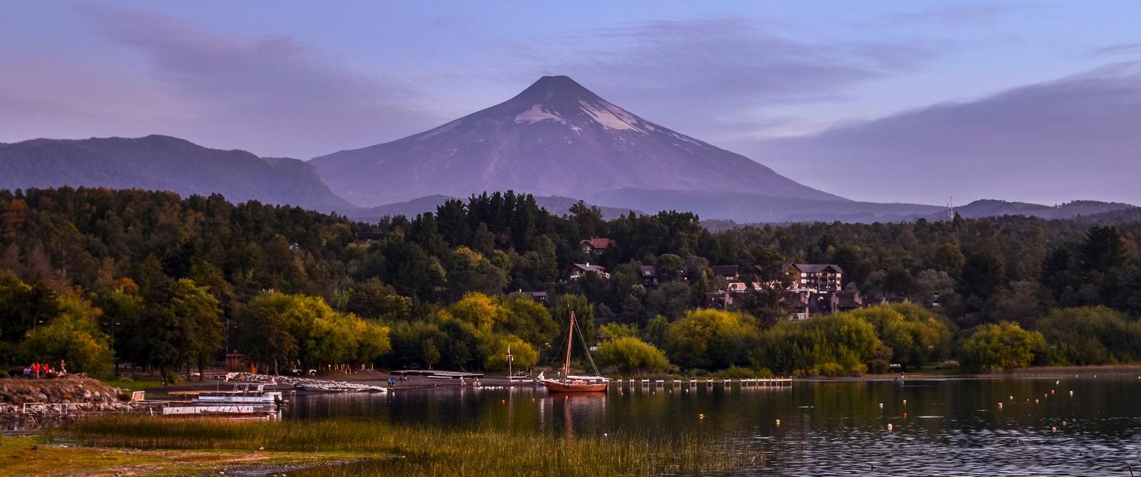 Trek Travel Chile Lakes and Volcano Bike Tour