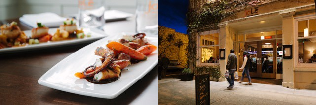 Jole Farm to Table Restaurant on Trek Travel's California Wine Country Cycling Vacation