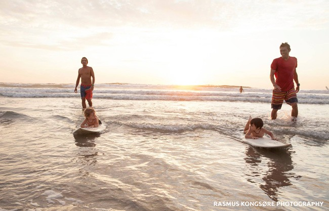 Take surf lessons on Trek Travel's Costa Rica Vacation