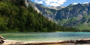 Glacier National Park bike tour with Trek Travel
