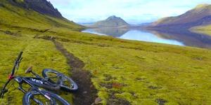 Trek Travel custom Iceland Mountain Bike tour