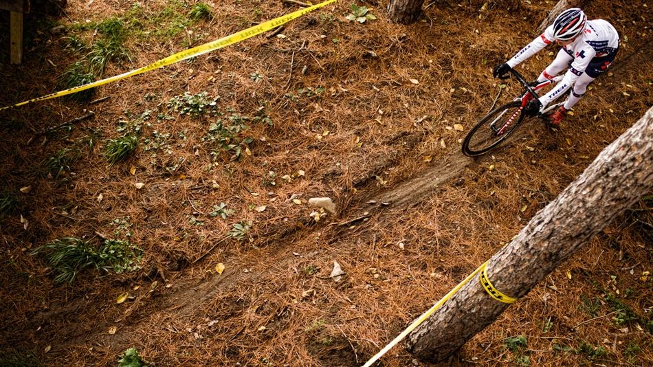 Meet cyclocross world champion Katie Compton