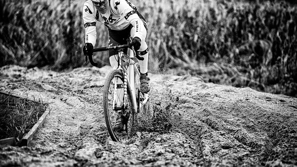 Learn more about professional cyclocross racer Katie Comptopn