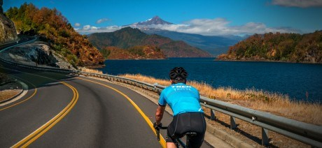 Trek Travel Chile Lakes and Volcano Bike Tour