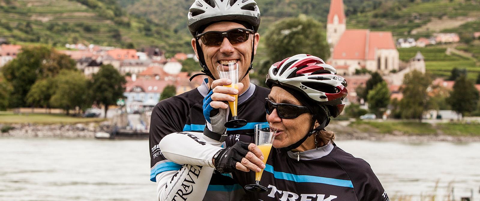 Be wow'd in Prague on a Trek Travel Prague to Vienna bike tour