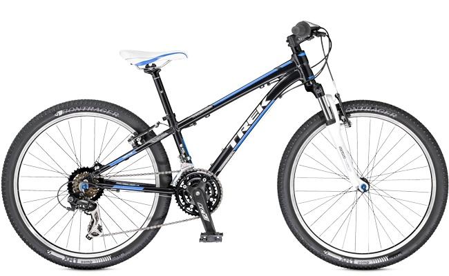 Kids can ride a Trek 2014 Superfly 24 on a Trek Travel mountain bike trip