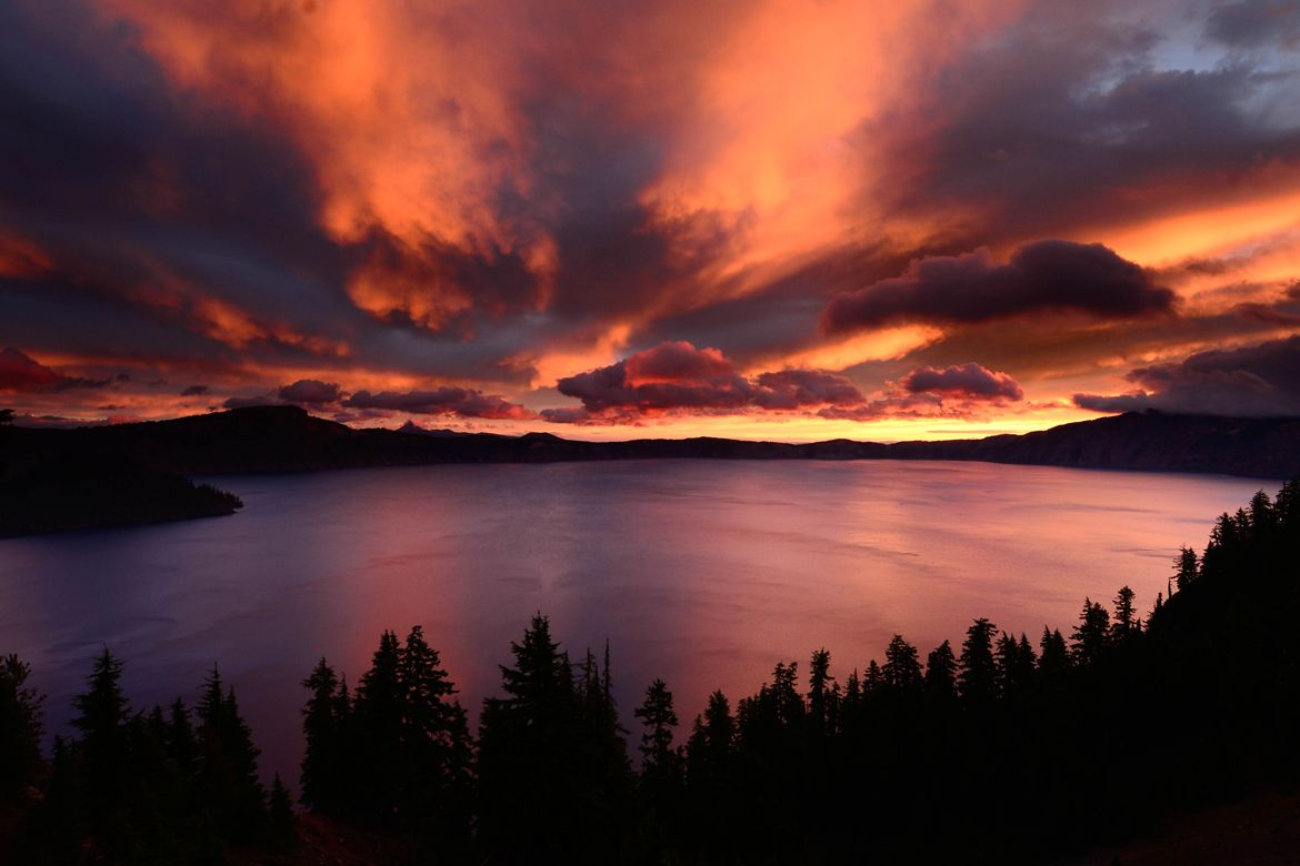 Visit Crater Lake National Park on Trek Travel's Oregon Cascades Cycling Vacation