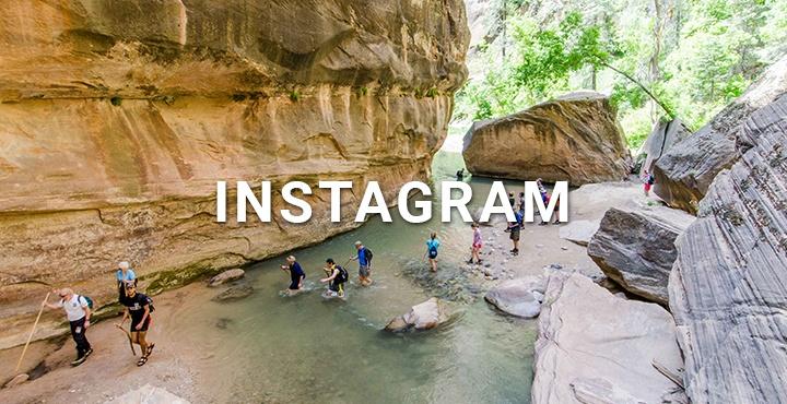 Take me to Trek Travel's Instagram page