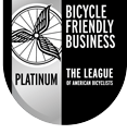Trek Travel is proud to be awarded a Bicycle Friendly Business by the League of American Bicyclists