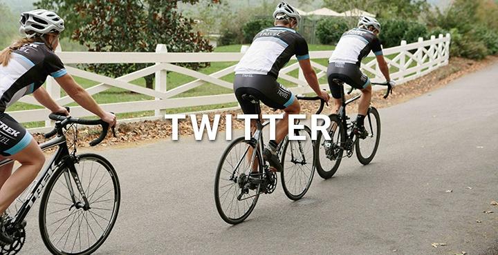 Take me to Trek Travel's Twitter page