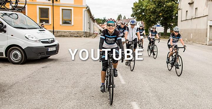 Watch Trek Travel on Youtube