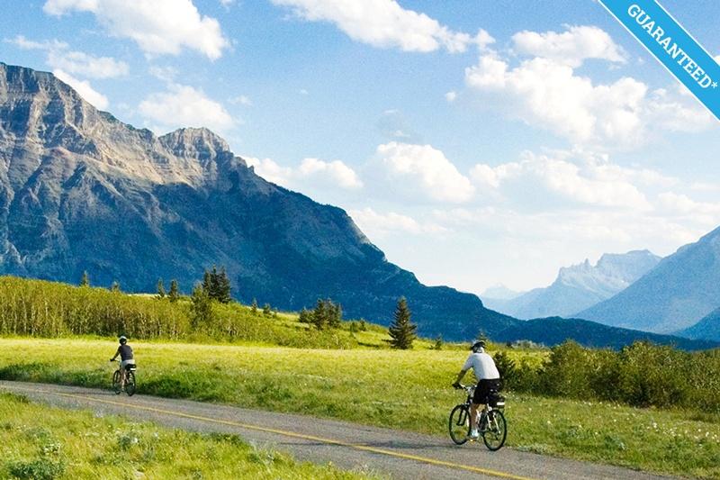 Trek Travel trips are Guaranteed to Run.