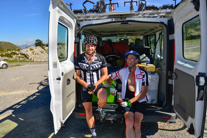 Trek Travel fully supported bike tours