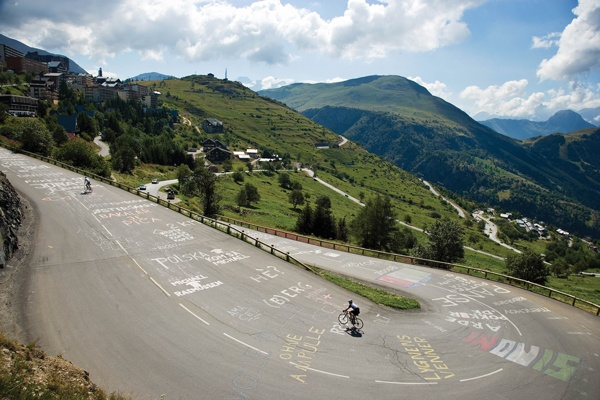 An epic climb up Alpe d'Huez with Trek Travel