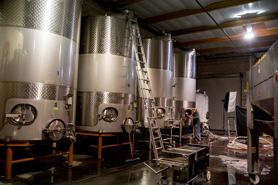 Taste Margerum Wine Company vintages on Trek Travel's Santa Barbara California bike tour
