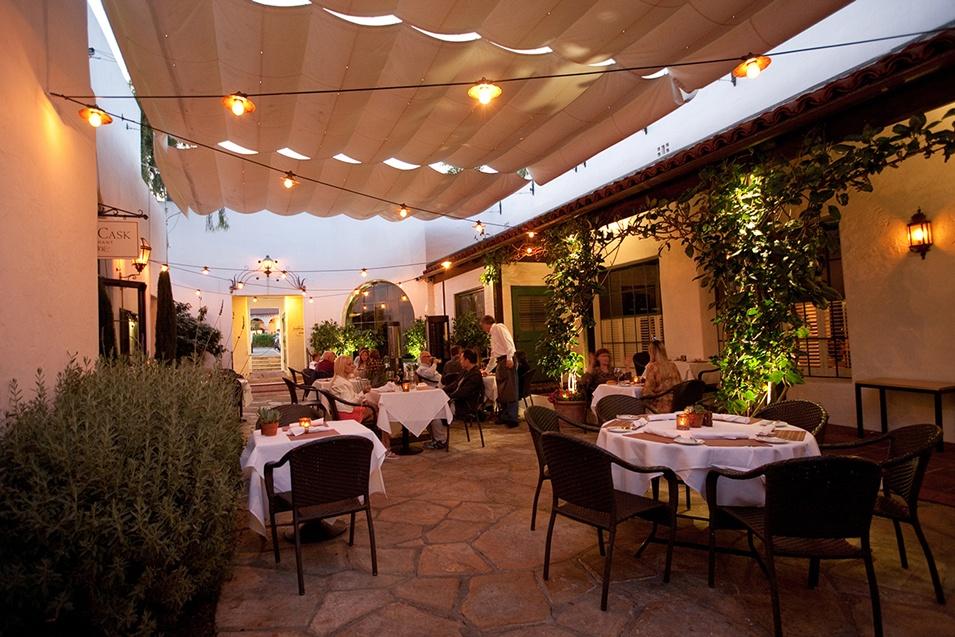 Eat and drink at the Wine Cask on Trek Travel's Santa Barbara bike tour