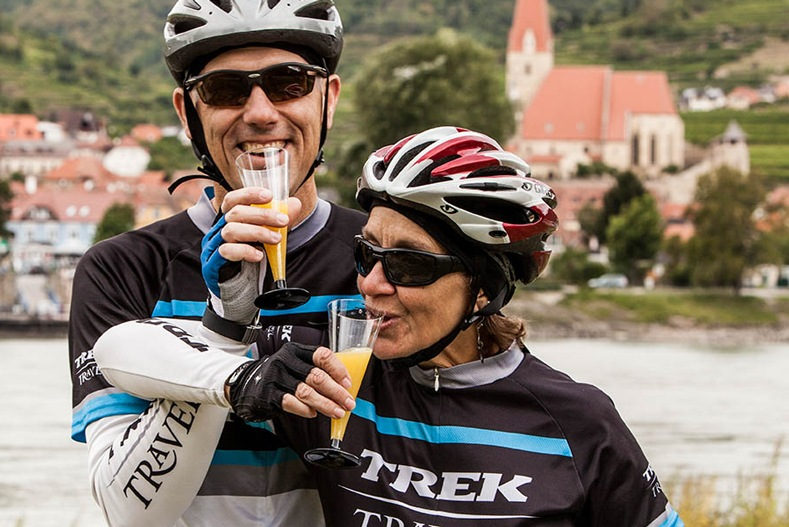 Trek Travel cycling vacations are made of Wow Moments
