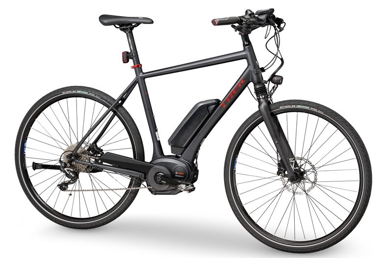 Trek Electric-Assist Bikes now available on Trek Travel vacations