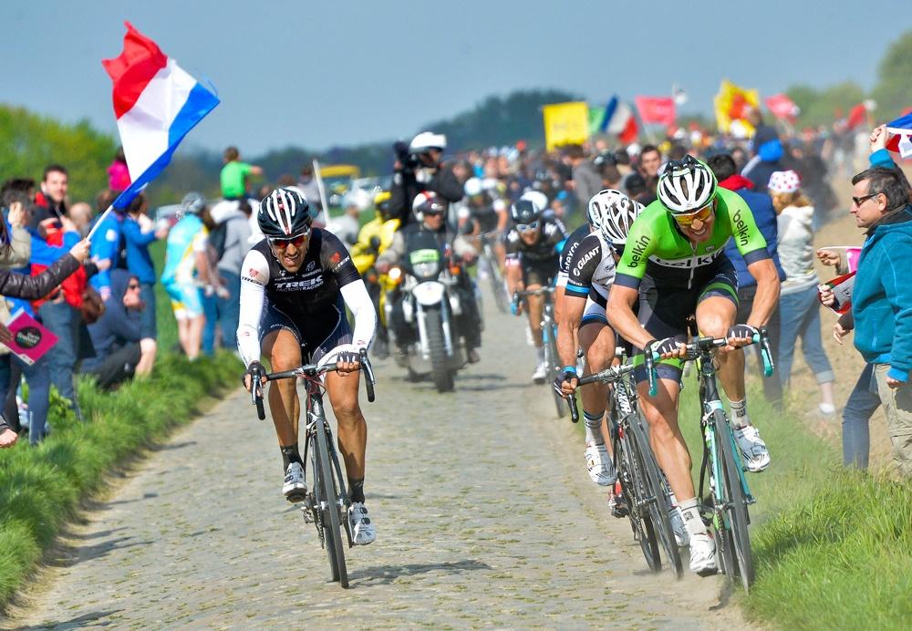 Graham Watson Professional Cycling Photographer Paris Roubaix