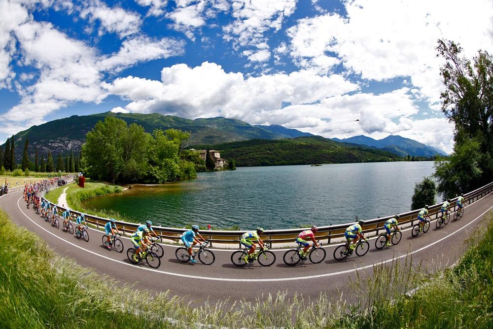 Graham Watson Professional Cycling Photographer Giro d'Italia