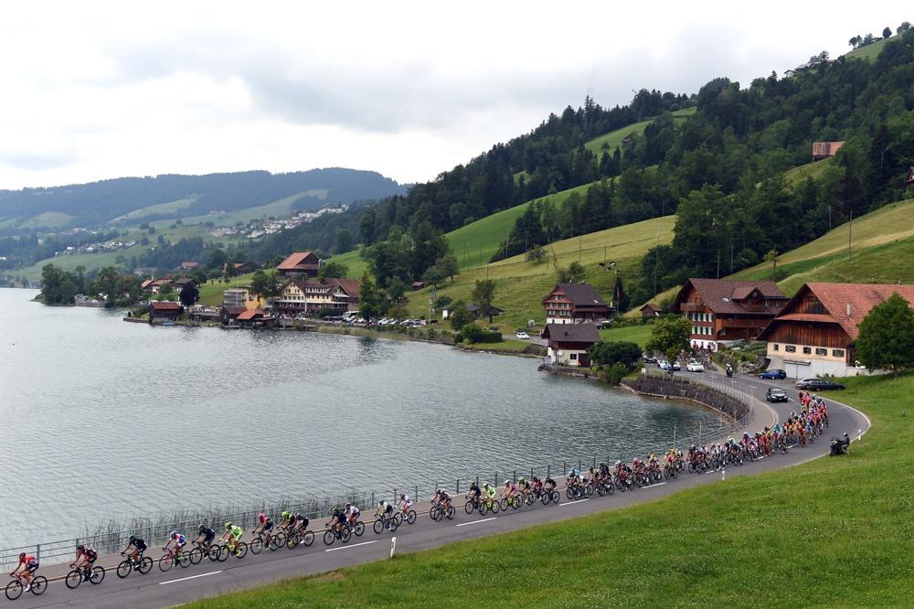 Graham Watson Professional Cycling Photographer Tour de Suisse