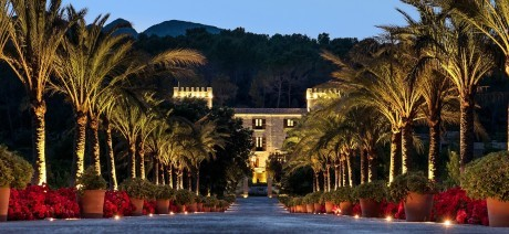Stay at Castell Son Claret on Trek Travel's Mallorca luxury cycling vacation