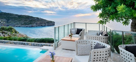 Stay at Jumeriah Port Soller Hotel on Trek Travel's Mallorca Luxury Bike Tour