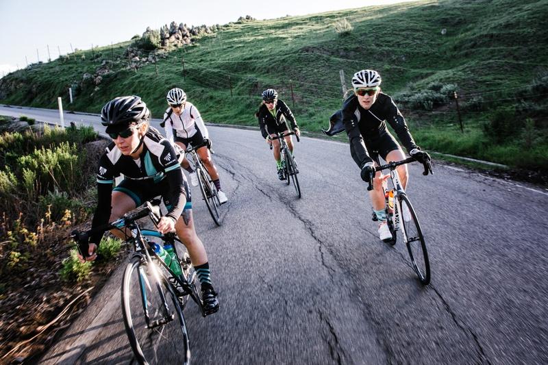 Destinations true to riding.