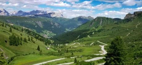 Climb the Italian Dolomites on Trek Travel's Bike Tour