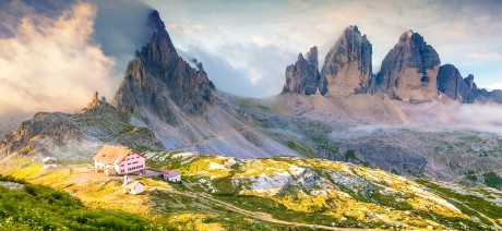 See the Italian Dolomites on a Trek Travel Cycling Vacation