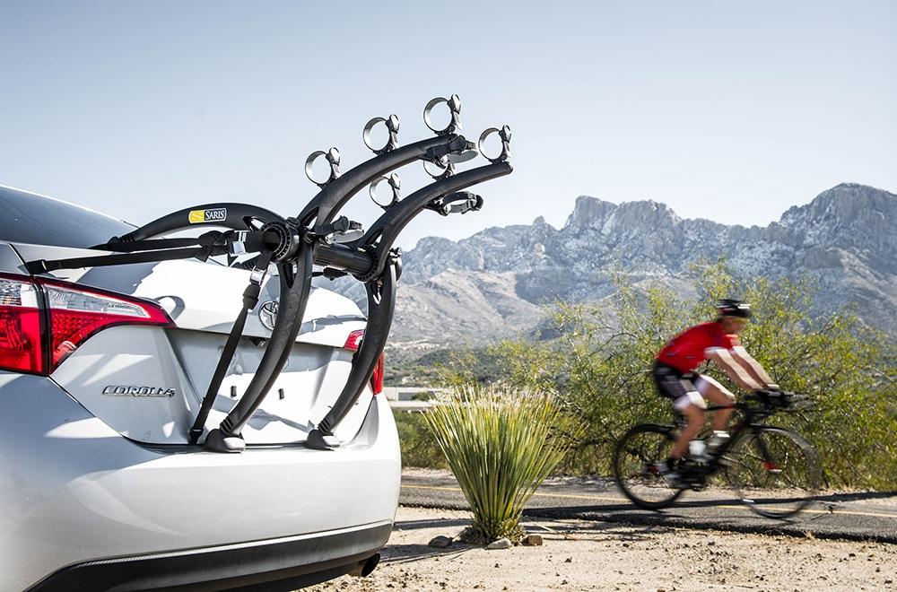 Saris Bones vehcile bike rack