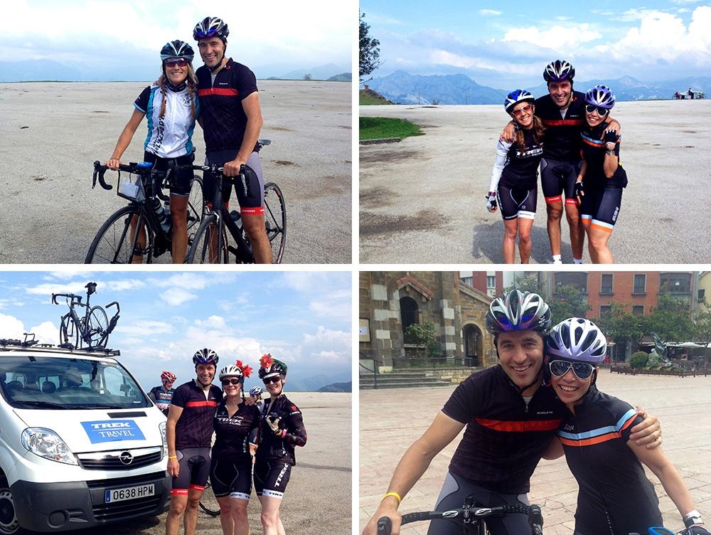 Meet pro cyclist Chechu Rubiera on Trek Travel's Vuelta race vacation