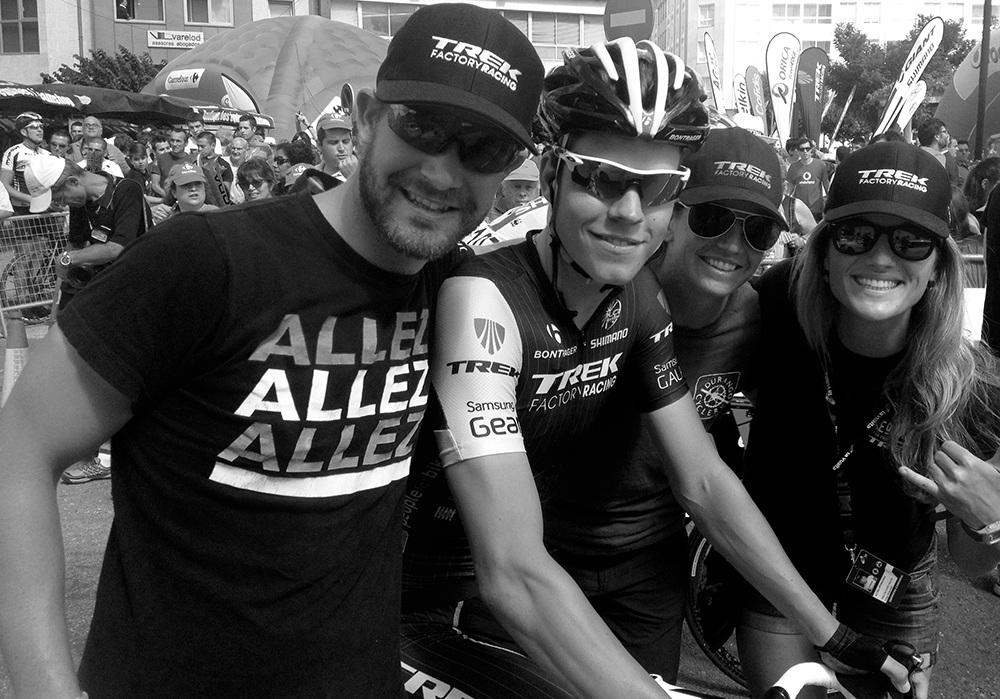 Trek Travel Vuelta a Espana Cycling Vacation