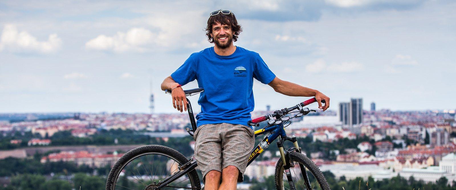 Meet Pavel Drastik, bike tour guide for Trek Travel