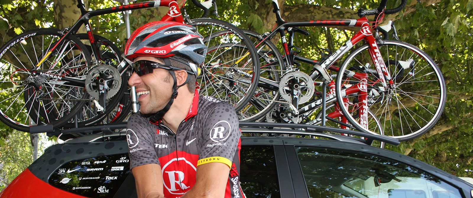 Ride with former pro cyclist Chechu Rubiera on Trek Travel's Vuelta a Espana race vacation